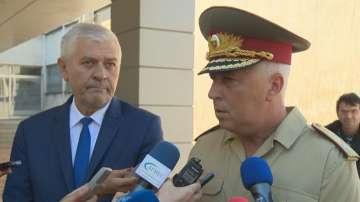 Директорът на ВМА за състоянието на Митко Цонев