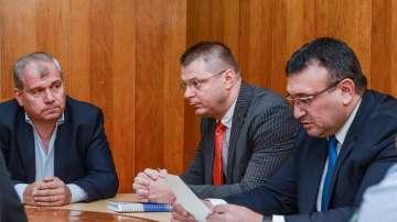 Старши комисар Николай Спасов е новият директор на ОДМВР-София