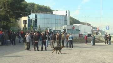 Ловци блокираха ферибота Никопол - Турну Мъгуреле