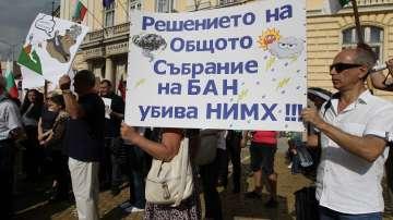 Премиерът Борисов се среща днес с протестиращите метеоролози