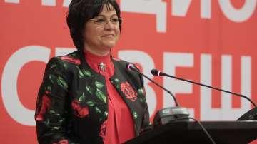 За промяна на изборната система и промяна в партията призова Корнелия Нинова