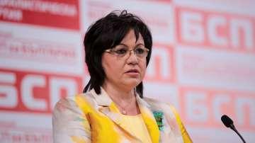 Корнелия Нинова коментира във Фейсбук думите на Борисов за КСНС