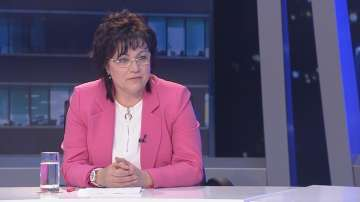 Корнелия Нинова: БСП не е против мажоритарния вот