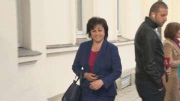 Корнелия Нинова: Приоритетно ще работим и върху промени в Изборния кодекс
