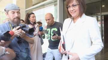 БСП решава на 11 септември дали да подкрепи Мая Манолова за кмет на София