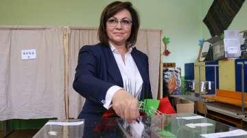 Корнелия Нинова: Гласувайте и не се страхувайте!