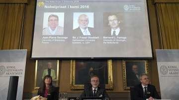 Обявиха носителите на нобеловата награда за химия