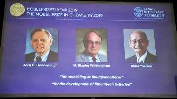 Трима учени си поделят Нобеловата награда за химия