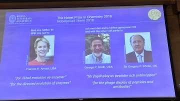 Двама американци и британец получиха Нобелова награда за химия