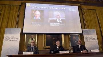 Експерти по договори са носителите на тазгодишната Нобелова награда за икономика