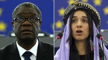 Лекар и сексуална робиня от Ислямска държава спечелиха Нобел за мир