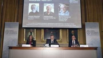 Трима революционери в биохимията получават Нобеловата награда за химия