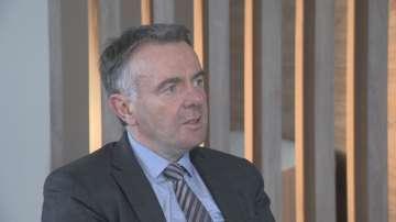 Генералният директор на EBU Ноел Къран в специално интервю за Панорама