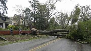 Ураганът Флорънс бушува в Северна Каролина, няма данни за пострадали българи