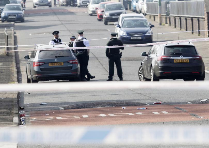 Снимка: Журналистка е застреляната жена в Северна Ирландия