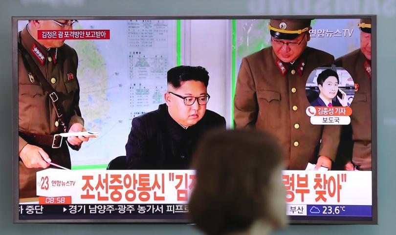 Плановете за удар на Пхенян срещу Гуам остават на хартия