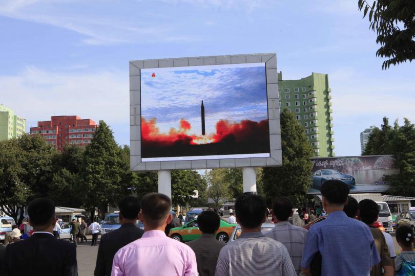 снимка 1 Възможно ли е единодушно международно решение за Северна Корея?