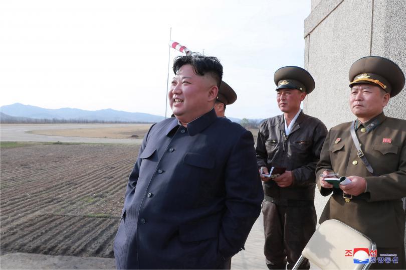 Снимка: Северна Корея изпита ново оръжие