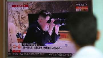 Ким Чен-ун: Изстреляната балистична ракета е подарък за САЩ