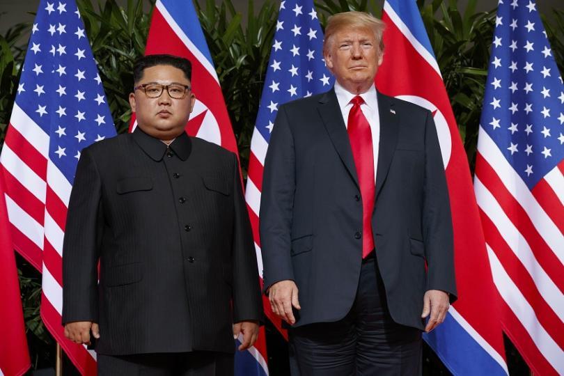 Снимка: Специалният пратеник на Северна Корея за преговорите със САЩ замина за Вашингтон