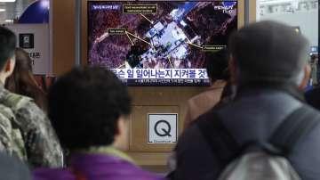 Северна Корея вероятно подготвя нов старт на ракета или извеждане на сателит