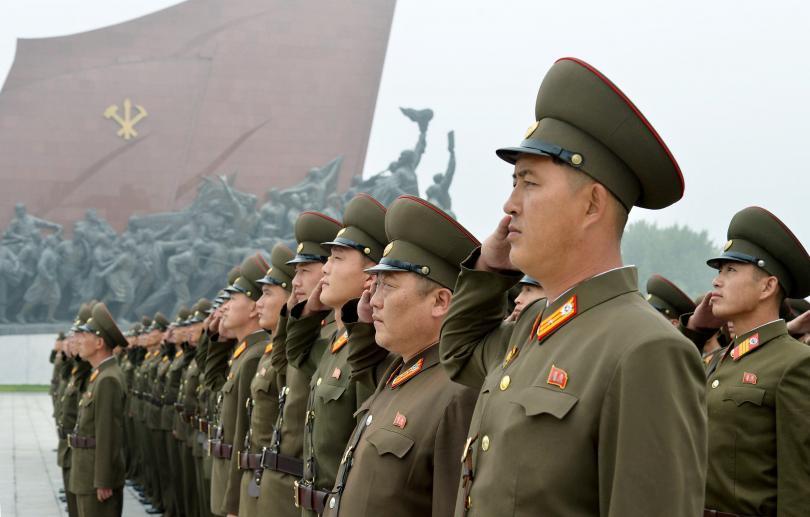 северна корея заплаши съединените щати болка страдание