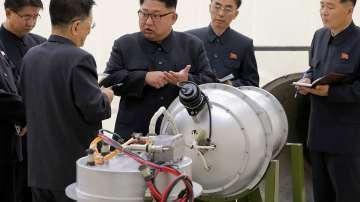 Ким Чен-ун почете учените, участвали с шестия и най-голям ядрен опит