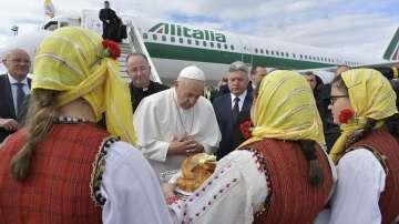 Приключи еднодневната визита на папа Франциск в Северна Македония