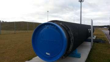 """Изградени са близо 370 километра от газопровода """"Северен поток-2"""""""