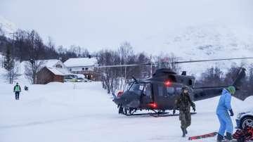 Обявиха за загинали четиримата скиори, затрупани от лавина в Норвегия
