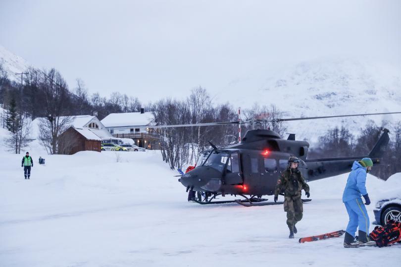 обявиха загинали четиримата скиори затрупани лавина норвегия