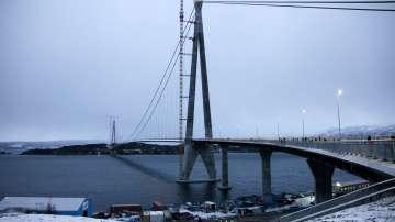 Откриха втория най-дълъг мост в Норвегия