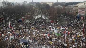 Ученически протест за климата в Норвегия