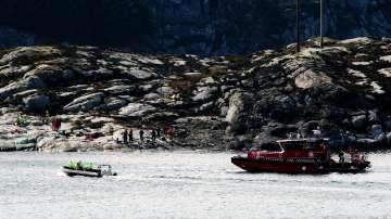 13 души загинаха при катастрофата с падналия хеликоптер в Норвегия
