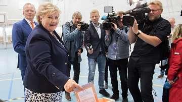 В Норвегия сформираха ново правителство 4 месеца след изборите