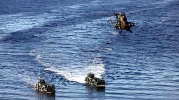 Норвегия е сцена на най-голямото военно учение на НАТО  Единен тризъбец 2018