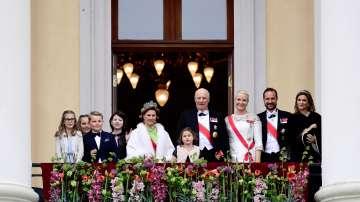 Кралят и кралицата на Норвегия честват заедно 80-годишнините си