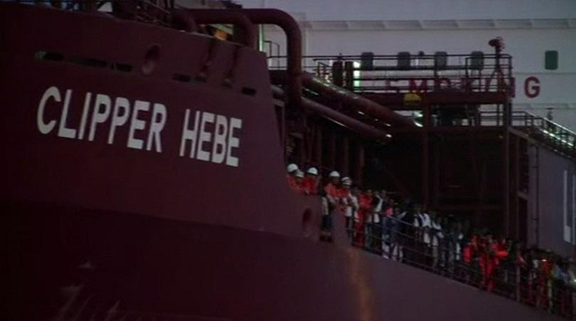 норвежки танкер 221 оцелели корабокрушение мигранти пътува сицилия