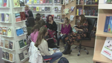 България се включва за осма поредна година в Нощ на литературата