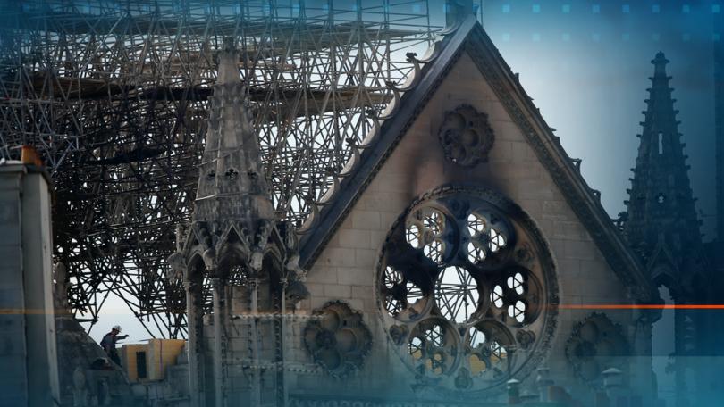 Съдят общината в Париж за замърсяване с олово след пожара в Нотр Дам