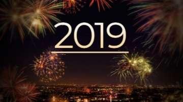Светът посреща Новата 2019-та година