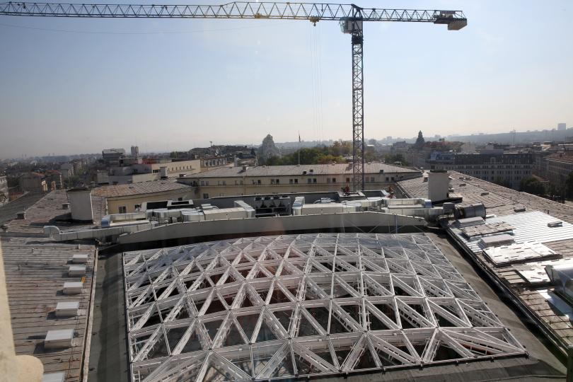снимка 1 Как ще изглежда новата пленарна зала на депутатите?