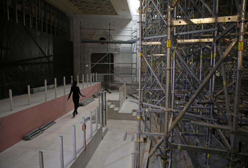 снимка 2 Как ще изглежда новата пленарна зала на депутатите?