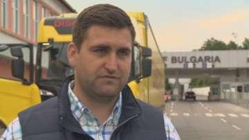 Евродепутатът Андрей Новаков с експеримент в подкрепа на родните превозвачи