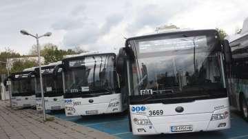 22 нови еко автобуса тръгват в столичния автотранспорт от утре