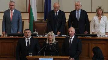 Новите министри встъпиха в длъжност