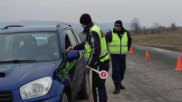 Задържаха четирима при спецакция в Шуменско