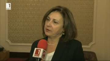 Румяна Бъчварова: Честно и всеотдайно съм работила