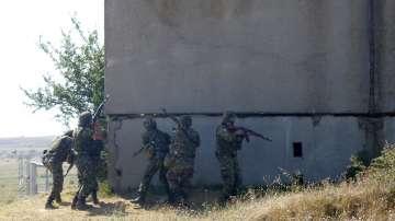 Многонационално военно учение Платинъм Лайън 2018 се проведе в Ново село
