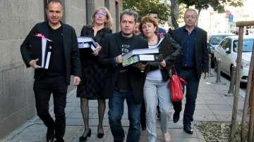 Внесоха документите за регистрация на партията на Слави Трифонов